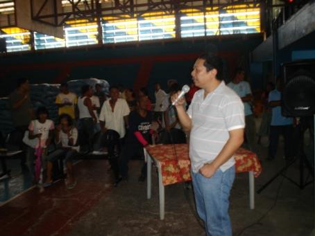 Samahang Industriya ng Agrikultura (Sinag) Chairman Rosendo So