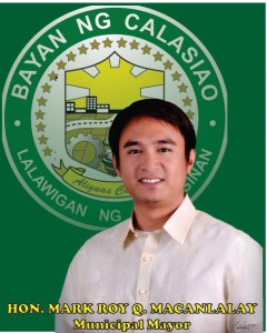 Calasiao Mayor Mark Roy Macanlalay