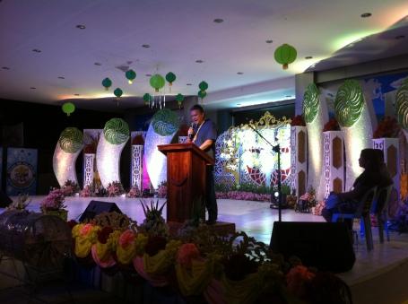 Cojuangco exhorts