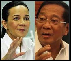 TRAIL BLAZER. Senator Grace Poe blazes out 2016 presidential rival Vice President Jejomar Binay in the June 2015 Pulse Asia's  poll survey.