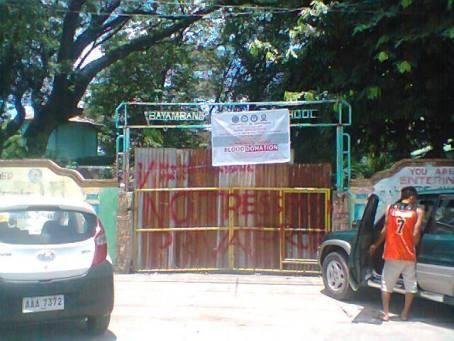 bayambang central school