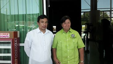Pdea chief Mayor Belen
