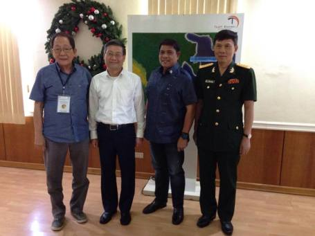 mayor sual vietnam ambassador