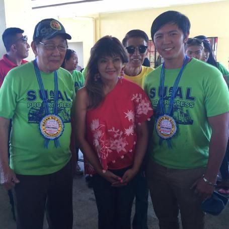 Sual Mayor and Imee
